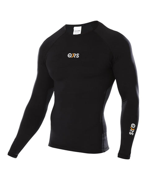 Youth Male Black Long Sleeve Tops