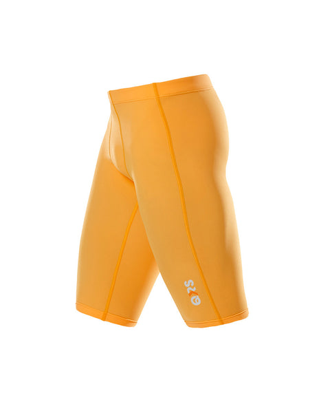 Youth Male Gold Knee Length Short