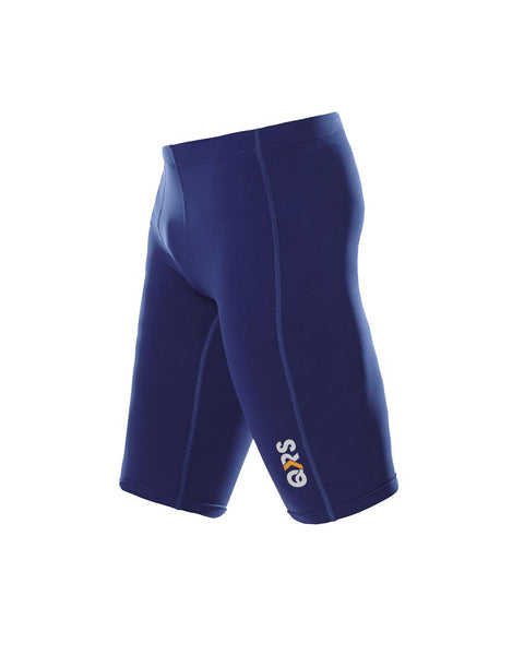 Youth Male Royal Knee Length Short