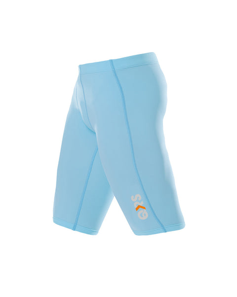 Youth Male Sky Knee Length Short