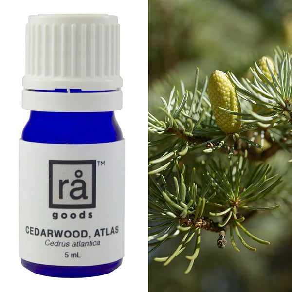 Cedarwood Atlas - rå goods