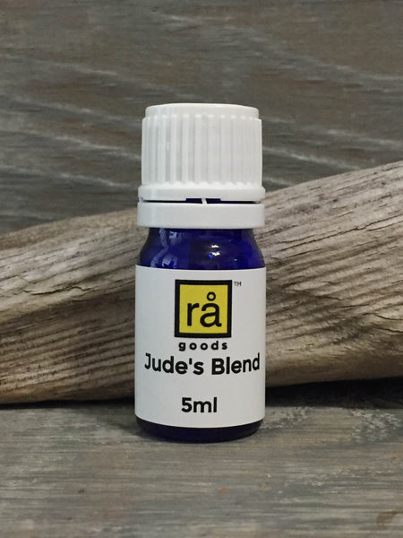 Jude's Blend - Tension and Anxiety Blend for Kids - rå goods