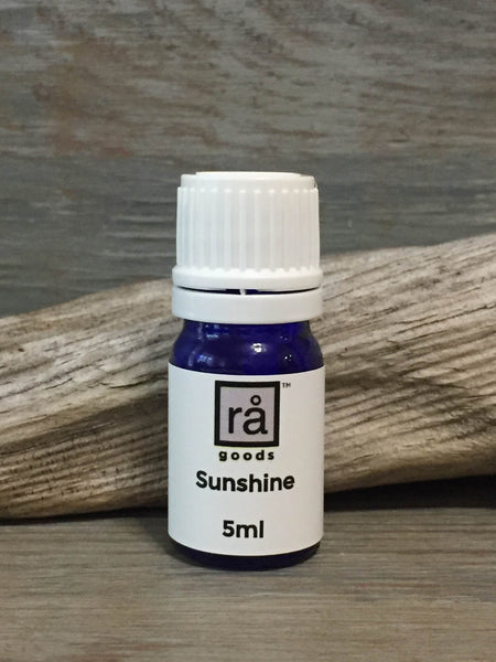 Sunshine (Citrus Blend) - rå goods