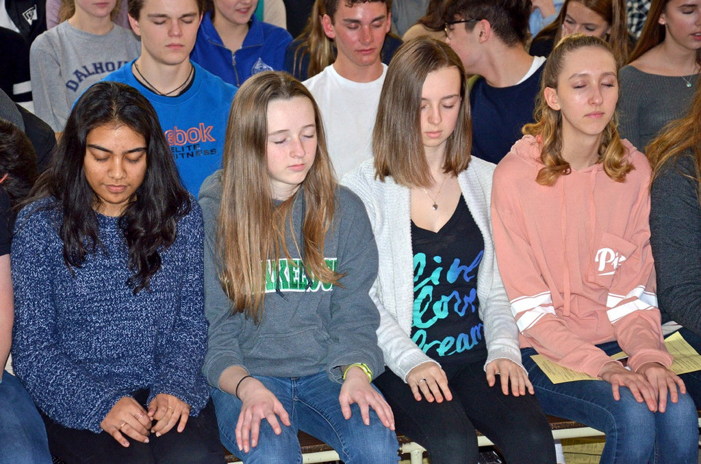 Empowering Youth Through Meditation