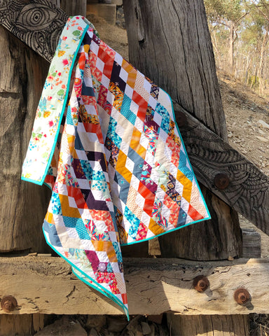 Shallows Quilt PDF Pattern