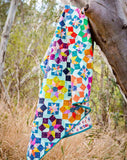 Cornflower Quilt - Seedling Quilts Book - Jodi Godfrey from Tales of Cloth