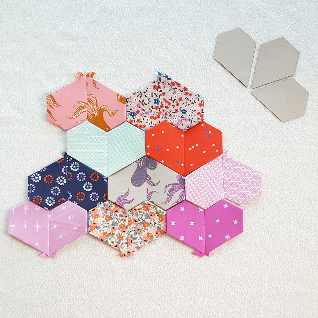 Jewel Paper Pieces