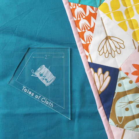 Kite Acrylic Template
