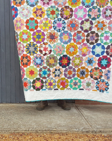 Ice Cream Soda Quilt