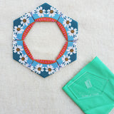 Crown (1/3 Hexagon) Acrylic Template