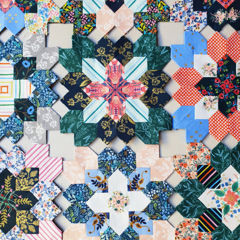 Lucy's Terrace Quilt