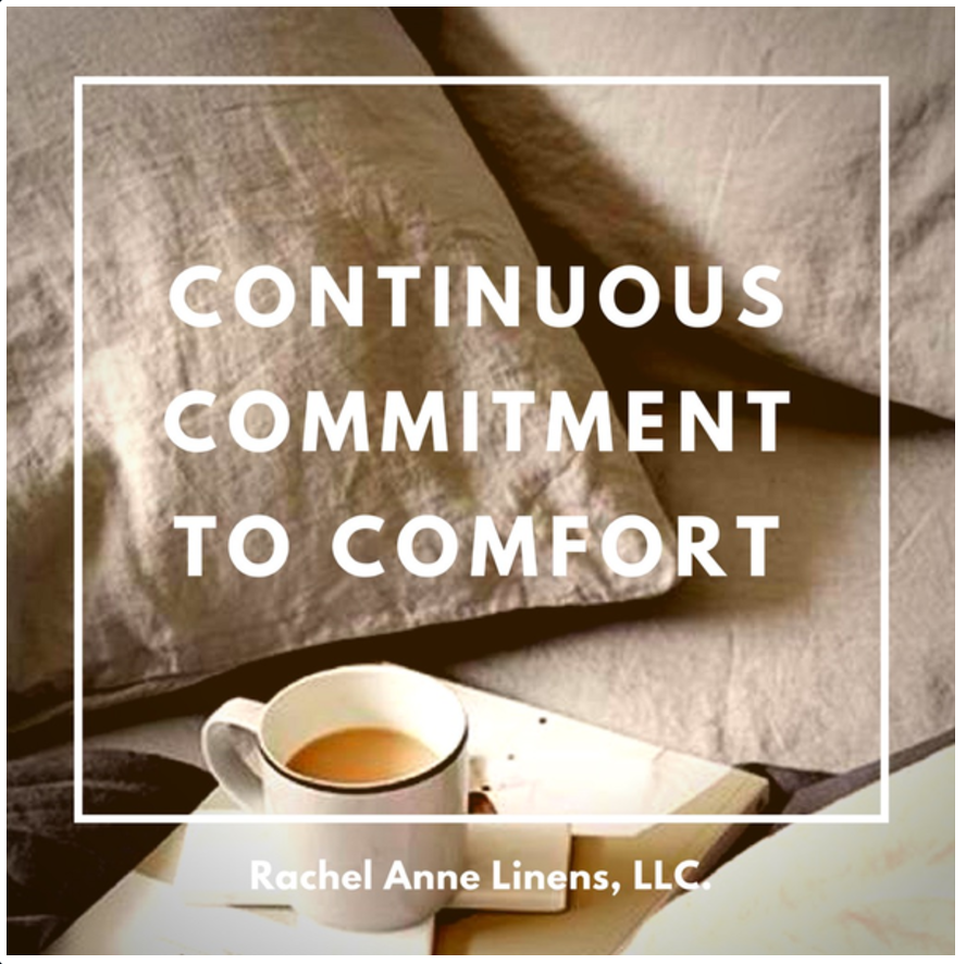 Our Mission...A Continuous Commitment To Comfort