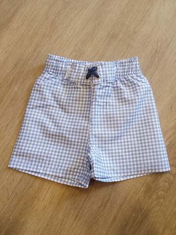 Rugged butts swim trunks