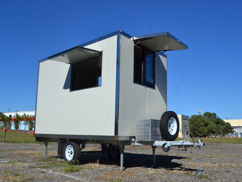 3.9 Meter Mobile Cabin/Tiny Home