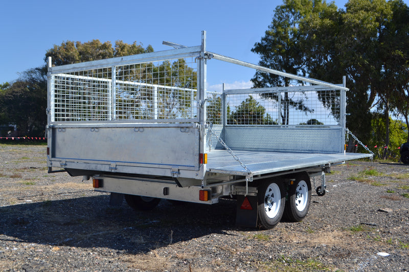 10x6 – 3 Way Tipping Trailer