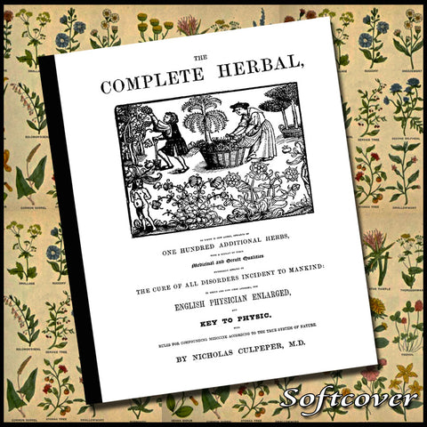 Culpeper's Complete Herbal (1847 Edition)