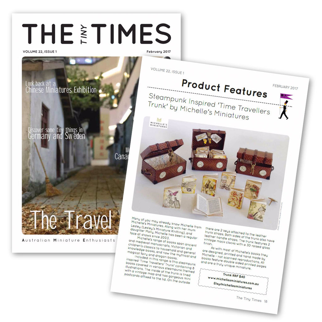 Tiny Times Travel Issue - Featured product