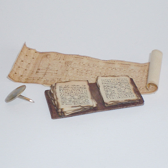Ancient Manuscript & Egyptian Scroll Replica