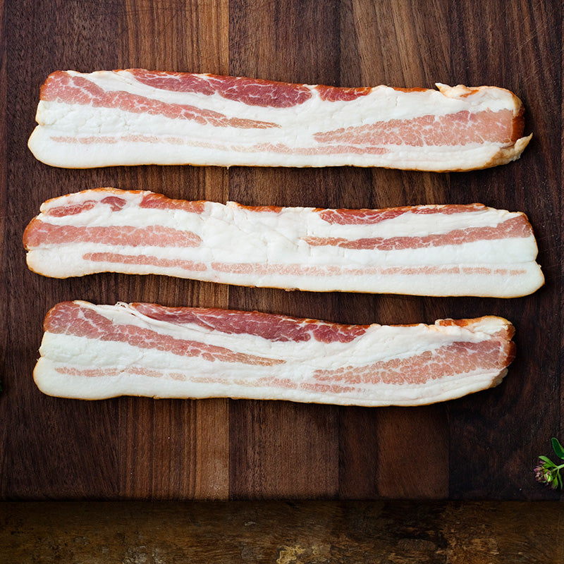 Bulk Sliced Uncured Bacon
