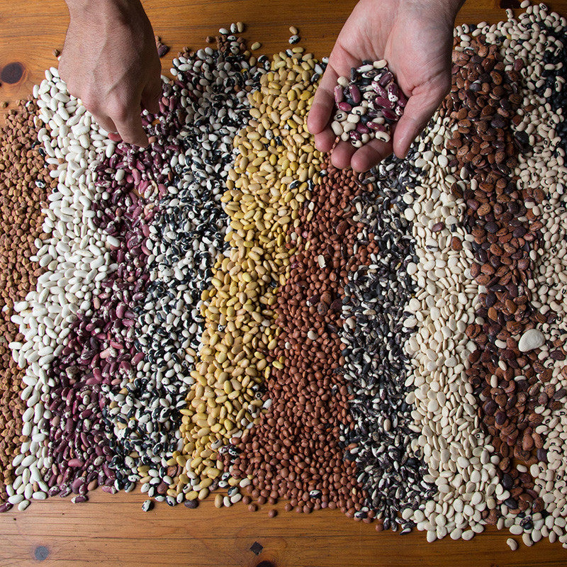 Basic Beans & Grains Cooking Instructions