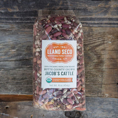 Jacob's Cattle Bean Soup
