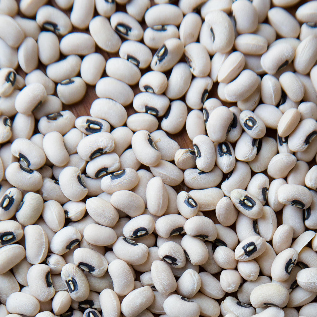 Order Black Eyed Peas | California Estate Grown Heirloom Beans | Shop Historic Rancho Llano Seco | Delivered from our sustainable family farm