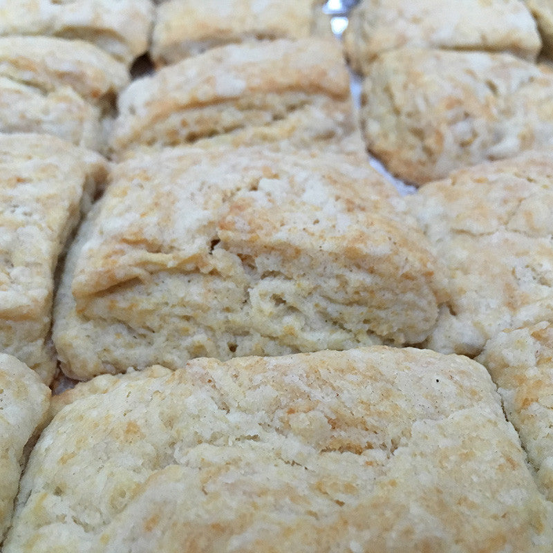 Rancho Llano Seco| California Cuisine| Biscuits