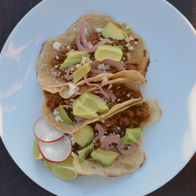 Llano Seco Sustainable Pork Taco Meat