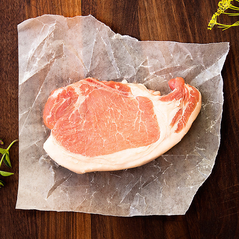 Local and Sustainable California Pork Chops | Subscription Meat Box | Sustainable Meat | Ethical Ranch | California Farm | Heritage Pork