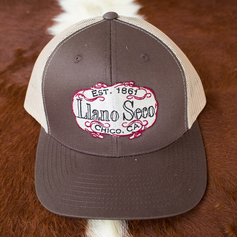Rancho Llano Seco| Gift| Trucker Hat| Butchers Hat