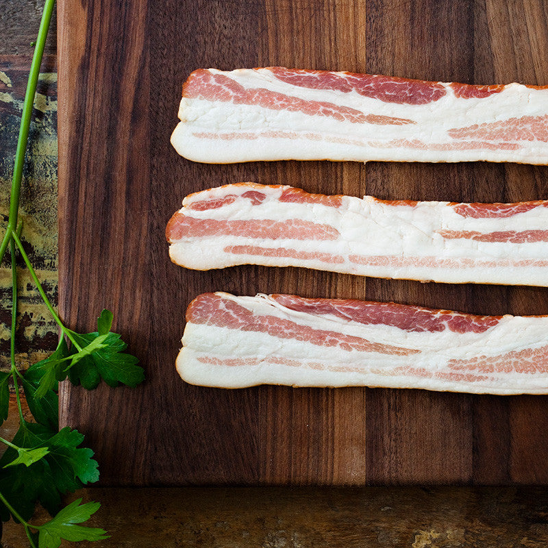 Local and Sustainable California Pork| Bacon