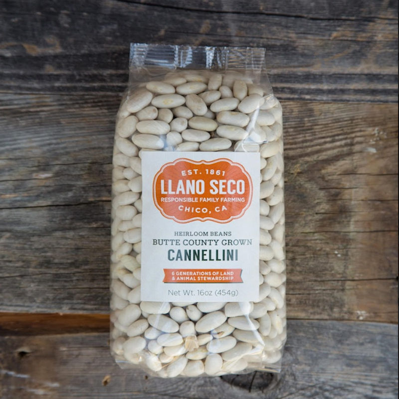 Heirloom beans | Rancho Llano Seco | Bean Salad