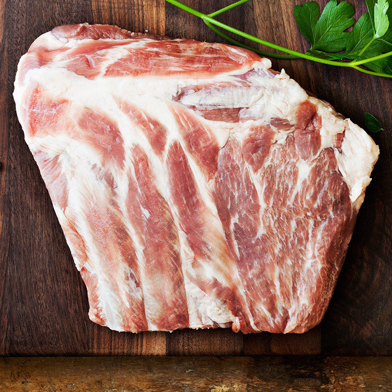 Order Spare Ribs | Shop Sustainable and Humanely Raised California Heritage Pork | Pork delivered from our family farm