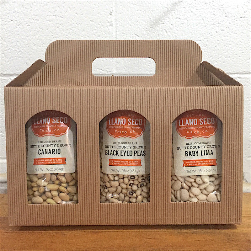Locally Grown Food| California Heirloom Beans| Gift