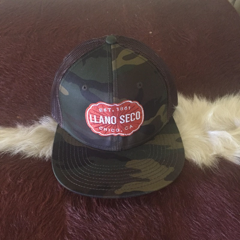 Llano Seco Trucker Hat (Multiple Colors)