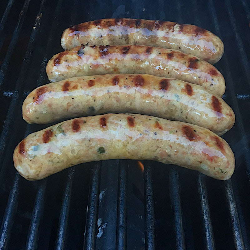 Local and Sustainable California Pork Sausage