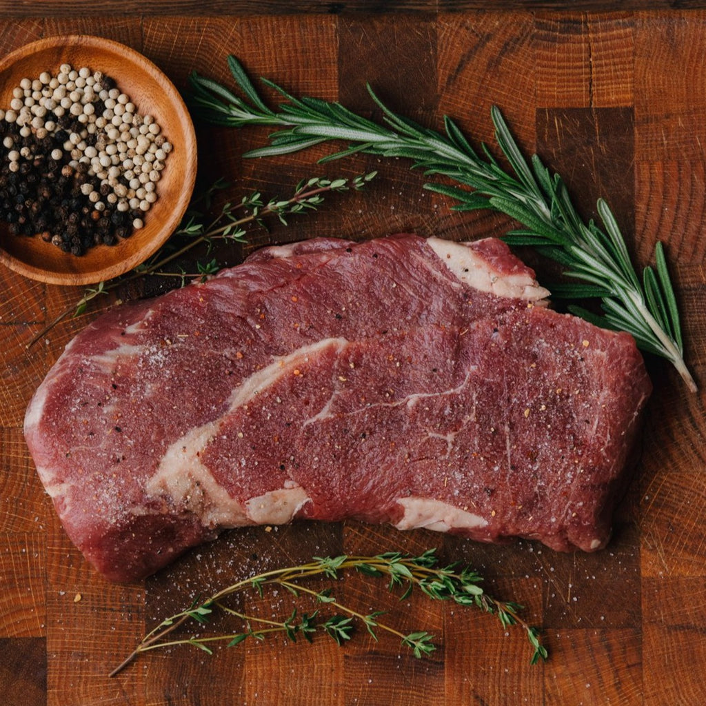 Order Top Sirloin | Shop and Buy California Grass-fed Beef | Historic Rancho Llano Seco | Sustainable & Responsible Family Farming | Farm to Table Meat Delivery