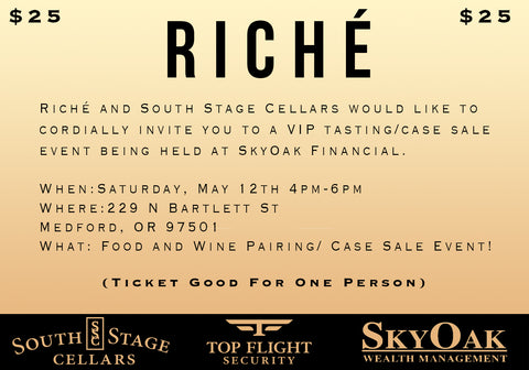 Riché Case Sale Event (5/12)