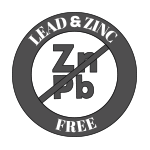 lead and zinc free