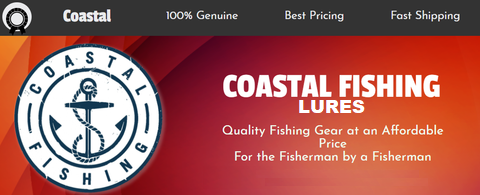 Coastal Fishing Logo