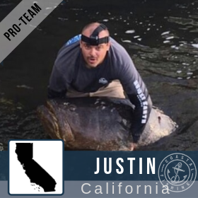 Pro Team Member, Justin from California