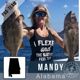 Coastal Pro Team Image of Mandy