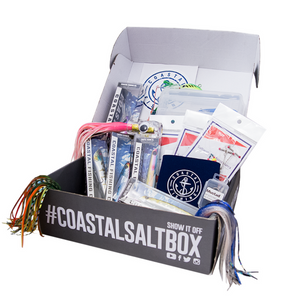 Standard Salt Box - Coastal Fishing
