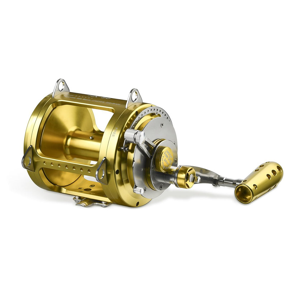 80W Conventional Reel - Coastal Fishing