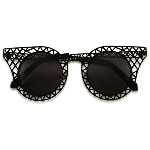 Caged - Sunglass Snob - 1