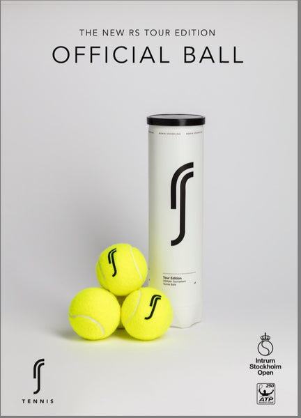 RS TOUR EDITION - NEW! Full case (72 balls)