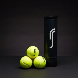 Tennis ball RS Black Edition by Robin Soderling