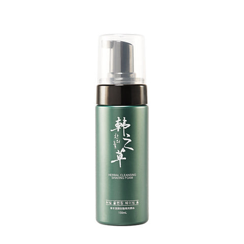 韓之草한의풀 Herbal Cleansing Shaving Foam