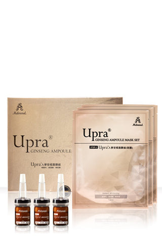 Upra® Concentrated Ginseng Mask Set
