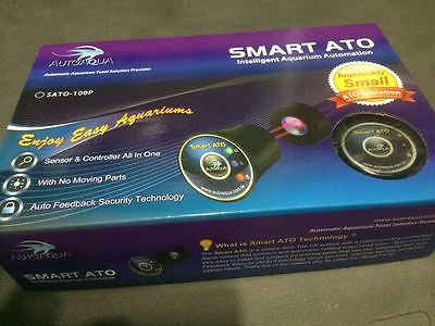 SMART ATO-AUTOMATIC TOP OFF SYSTEM - ATO, PUMP, TUBING - AQUARIUM WATER LEVEL